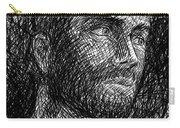 Pencilportrait 04 Carry-all Pouch