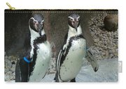 Penguin Duo Carry-all Pouch