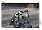 Penguin Embracing Carry-all Pouch