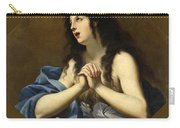 Penitent Saint Mary Magdalene Carry-all Pouch