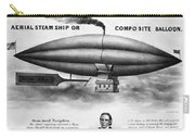 Penningtons Airship, 1850 Carry-all Pouch