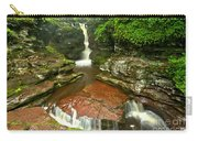 Pennsylvania Red Rock Falls Carry-all Pouch