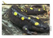 Pennsylvania Spotted Salamander Carry-all Pouch