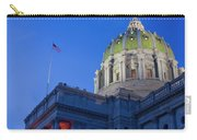 Pennsylvania State Capitol Carry-all Pouch