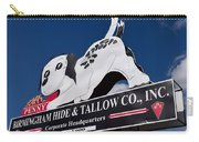 Penny Dog Food Sign 2 Carry-all Pouch