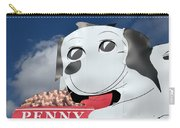 Penny Dog Food Sign 3 Carry-all Pouch