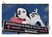 Penny Dog Food Sign 1 Carry-all Pouch