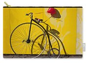 Penny Farthing Love Carry-all Pouch