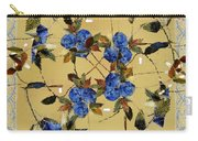 Penny Postcard Silk-stitched Carry-all Pouch