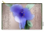 Penny Postcard Wildflower Carry-all Pouch