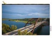 Pennybacker Bridge 1 Carry-all Pouch