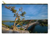 Pennybacker Bridge 2 Carry-all Pouch