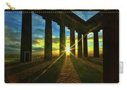 Penshaw Sunset. Carry-all Pouch