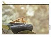Pensive Mantis Carry-all Pouch
