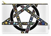 Pentacle Carry-all Pouch