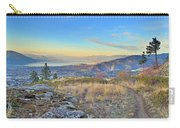 Penticton In The Distance Carry-all Pouch