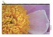 Peonie Yellow Center Carry-all Pouch