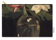 Peonies 1905, By Samuel John Peploe Carry-all Pouch