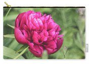 Peony 1162 Textured Carry-all Pouch