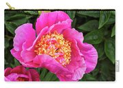 Peony At Bourne Farm Carry-all Pouch