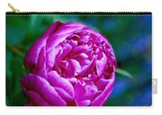 Peony Bloom Carry-all Pouch
