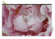 Peony Close Up Carry-all Pouch