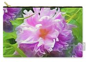Peony Cluster 7 Carry-all Pouch