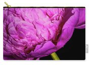 Peony Iv Carry-all Pouch