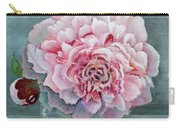 Peony Memories Carry-all Pouch