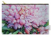 Peony Pink Parfait  Carry-all Pouch