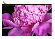 Peony Vi Carry-all Pouch