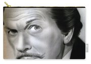 People- Vincent Price Carry-all Pouch
