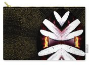 Pepitas Oriental Art Carry-all Pouch