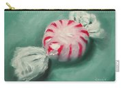 Peppermint Candy Carry-all Pouch