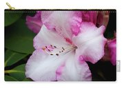 Peppermint Rhodie Carry-all Pouch