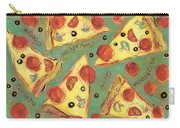 Pepperoni Pizza Carry-all Pouch