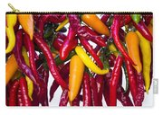 Peppers - Farmers Market - Madison - Wisconsin Carry-all Pouch