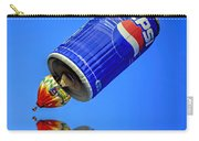 Pepsi Can Hot Air Balloon At Solberg Airport Reddinton  New Jersey Carry-all Pouch