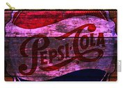 Pepsi Cola 1a Carry-all Pouch