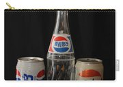 Pepsi From Around The World Carry-all Pouch