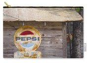 Pepsi Sign Carry-all Pouch