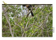 Perched Anhinga Carry-all Pouch