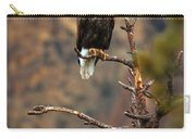 Perched At Smith Rock Carry-all Pouch