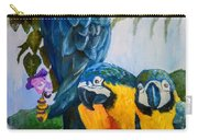 Perched In Paradise Carry-all Pouch