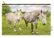 Percherons Horses Carry-all Pouch