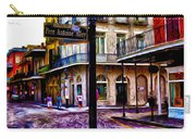 Pere Antoine Alley - New Orleans Carry-all Pouch