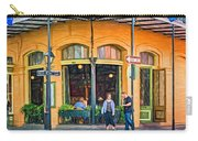 Pere Antoine Restaurant - Paint Carry-all Pouch