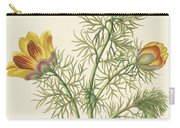 Perennial Adonis Carry-all Pouch