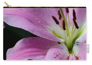 Perennial Pink Carry-all Pouch
