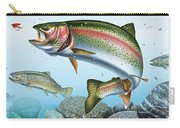 Perfect Drift Rainbow 2 Carry-all Pouch